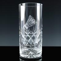 Earle Crystal Hiball Glass