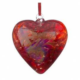 Friendship Heart (Red)