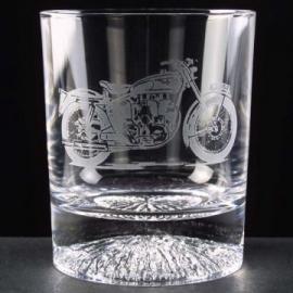 Alaska Whisky Glass 8oz