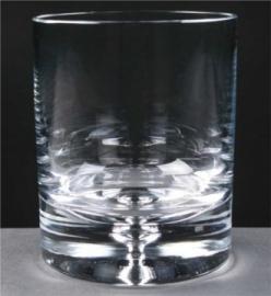 Bubble Base Whisky Glass (10oz)
